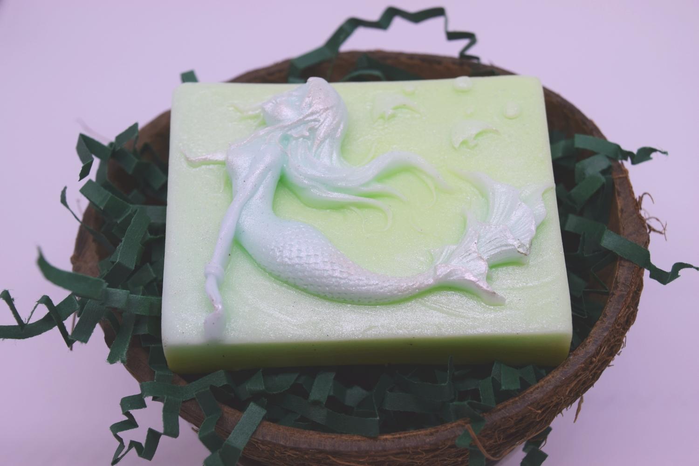 Mermaid #2 Decorative Soap
