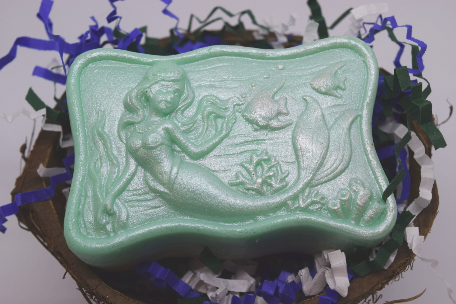Mermaid #1 Decorative Soap