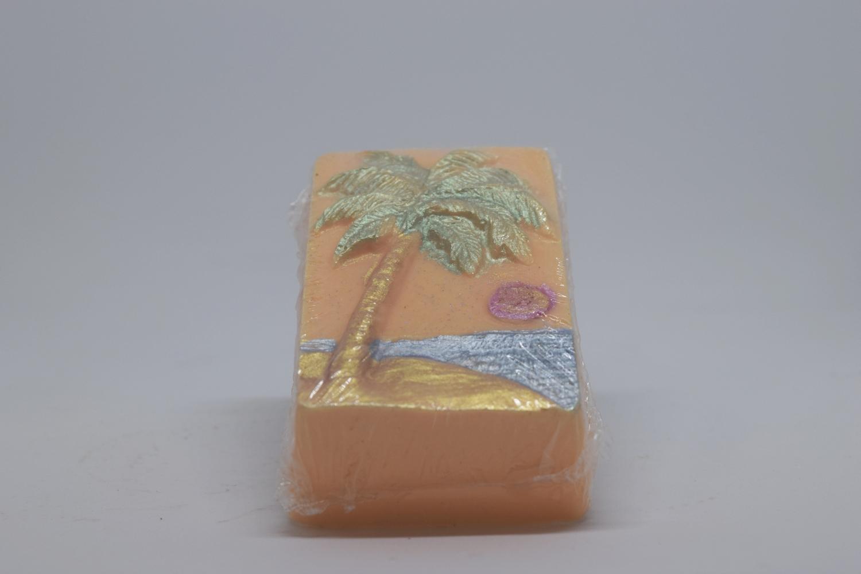 Palm Tree #1 Decorative Soap