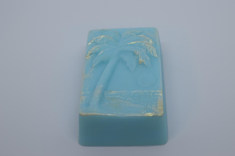 Palm Tree #2 Decorative Soap