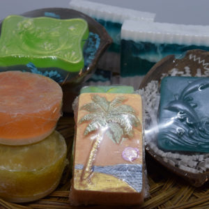 Tropical Glycerin Soaps