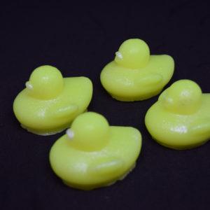4 Baby Duck Novelty Glycerin Soaps